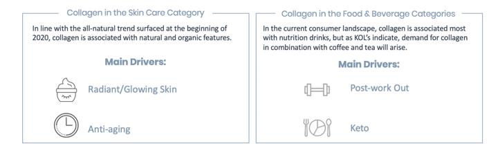 Collagen in Skincare, Food, & Beverage